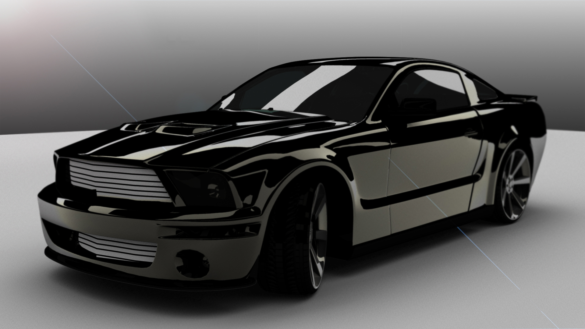2011 Mustang Cobra Wallpaper Parts for Mustang 1920x1080