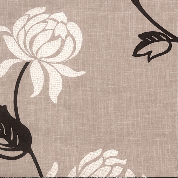 Riva Wallpaper in Black and White by Arthouse Vintage customer 597x597