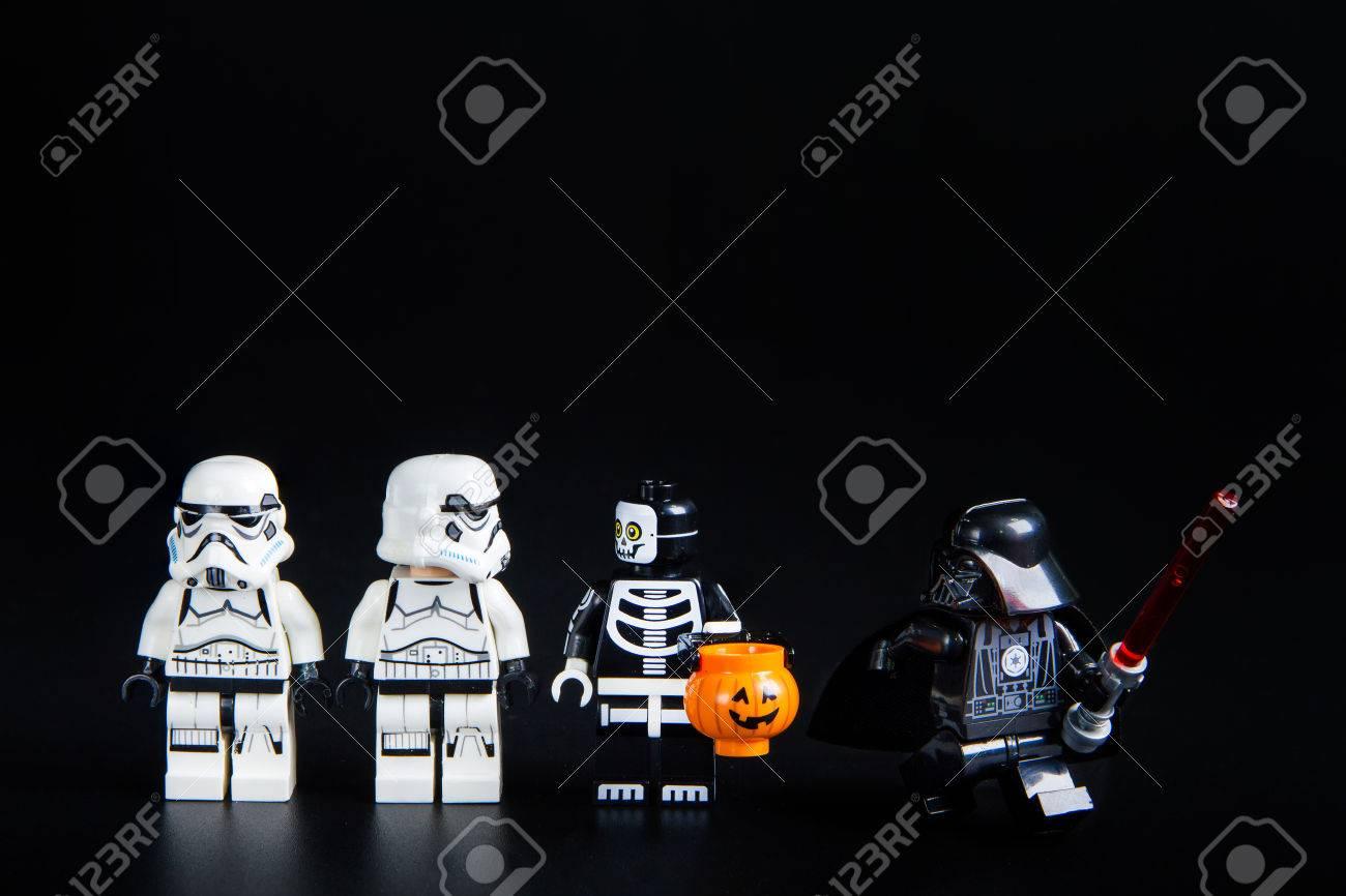 Nonthabure Thailand   August 23 2016 Lego Star Wars Darth 1300x866
