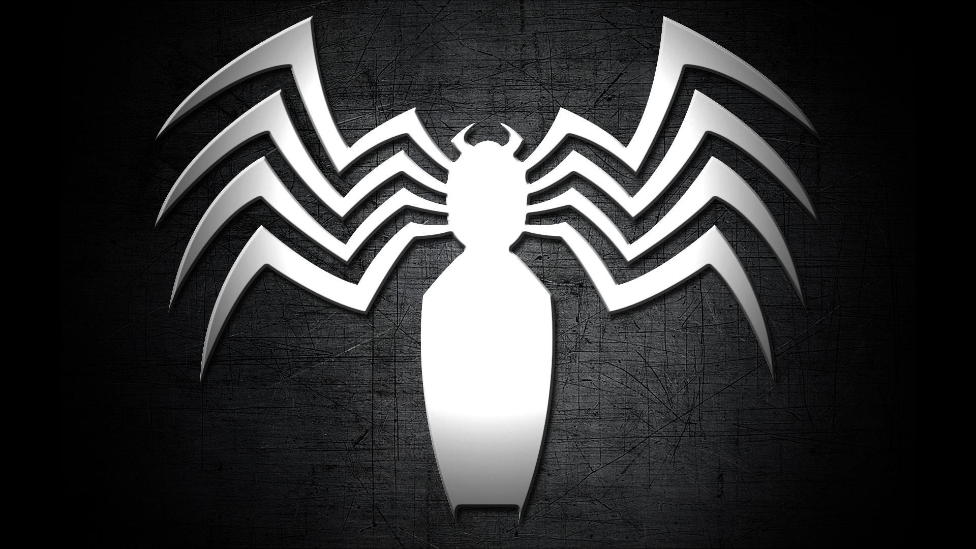Venom Logo Wallpaper Comics   venom wallpapers and 1920x1080