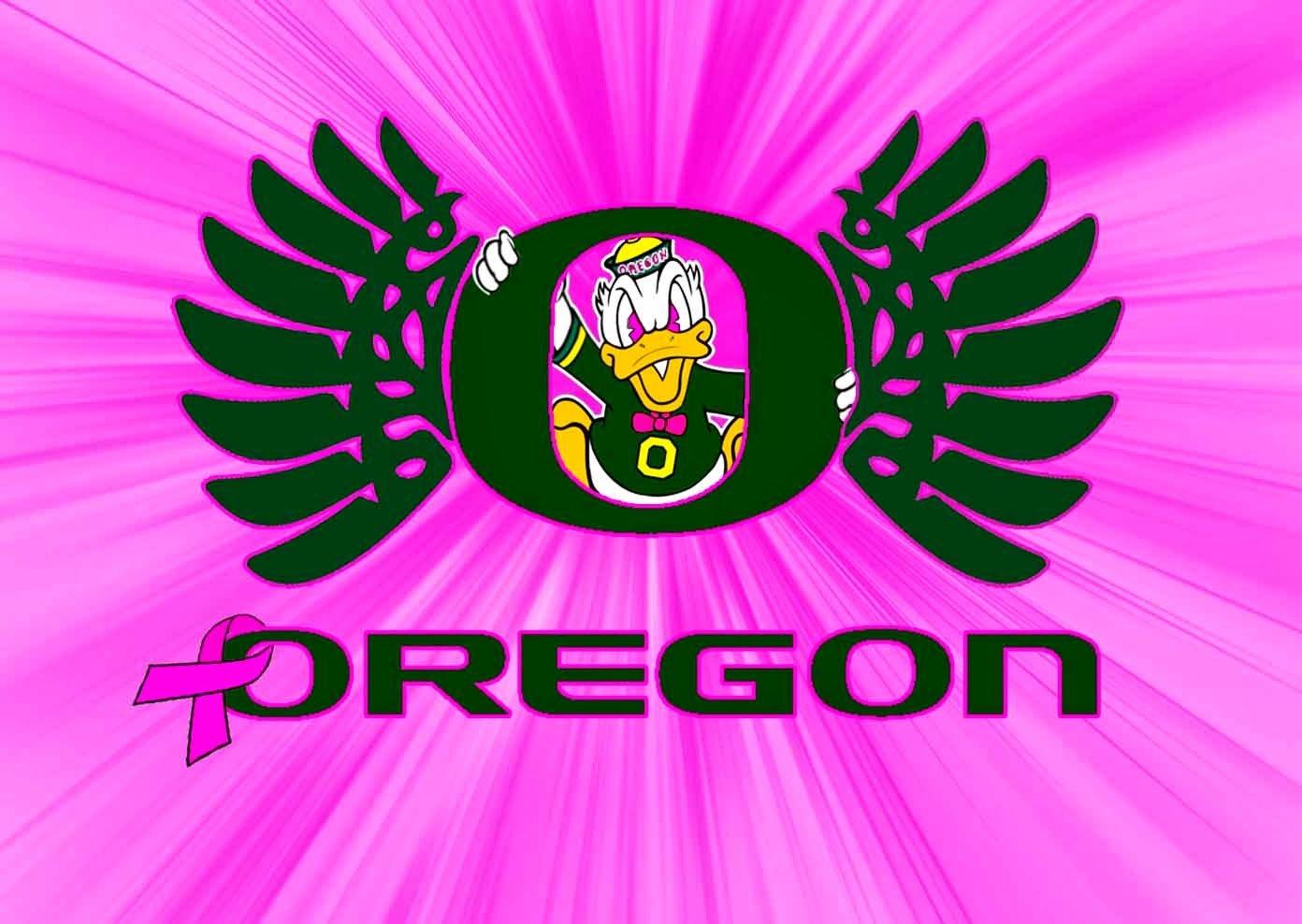 Oregon Ducks Logo With 1392x988