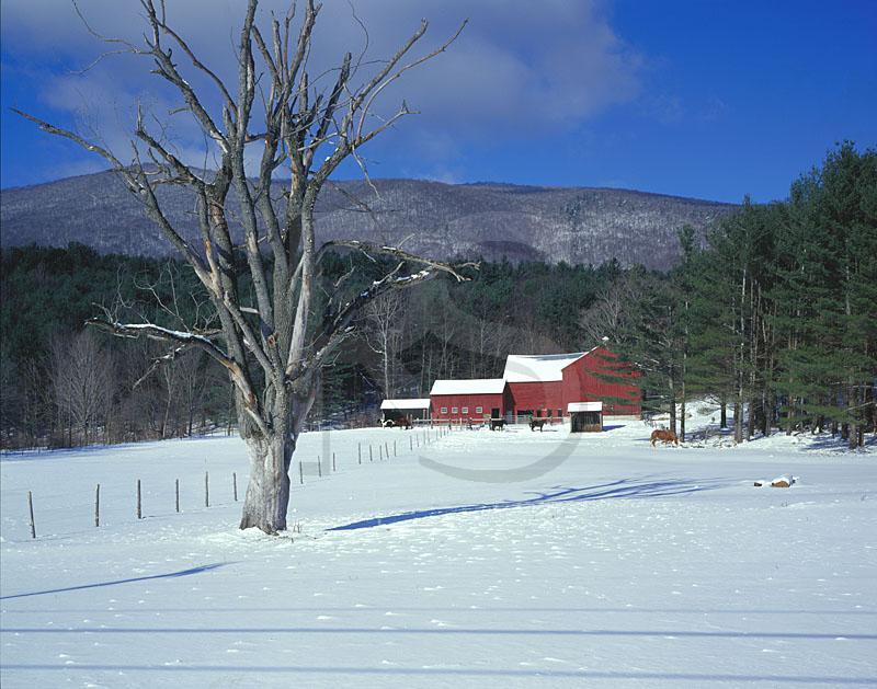 New England Winter Scenes Wallpaper WallpaperSafari