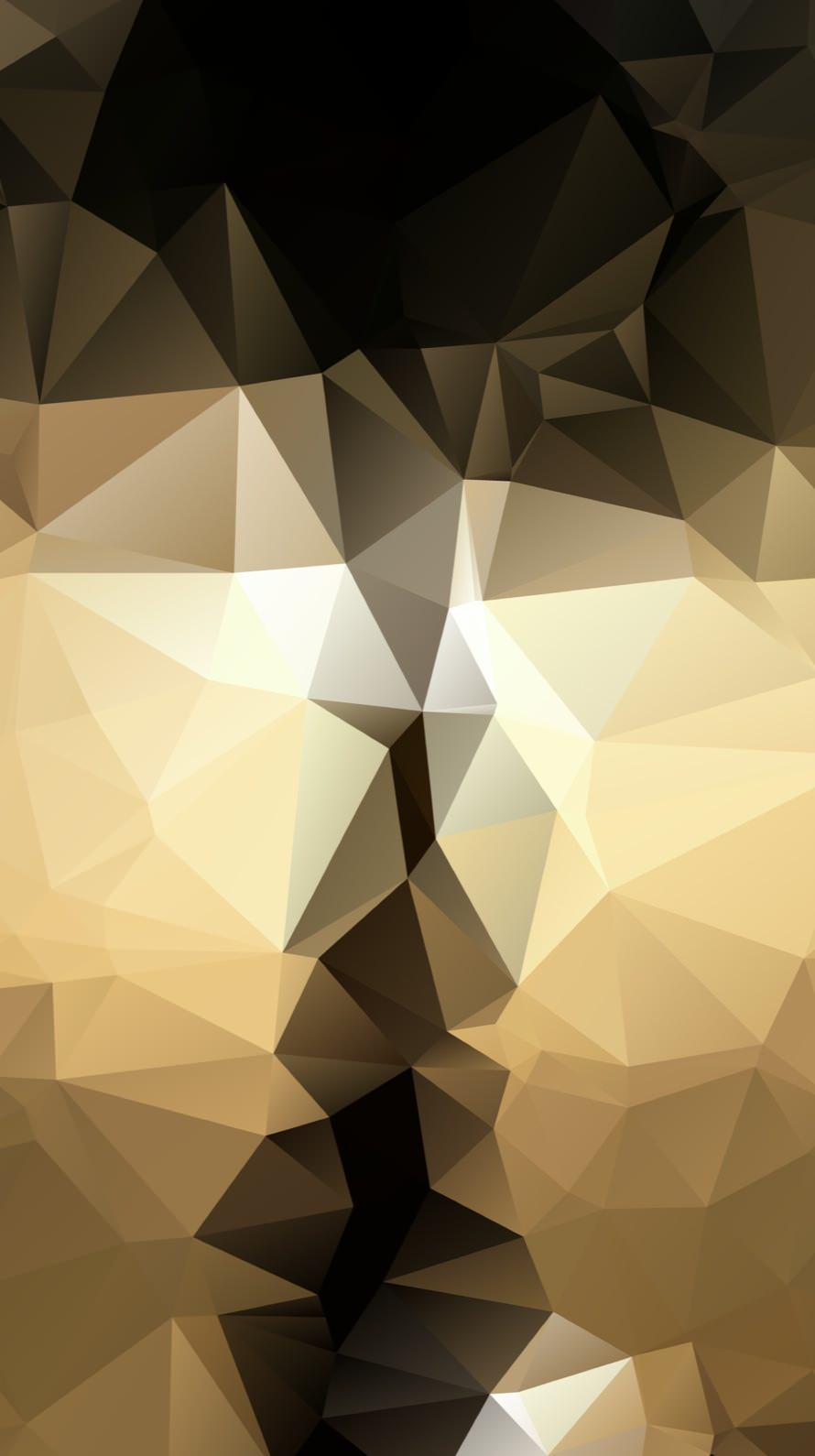 Pattern gold wallpapersc iPhone6 890x1590
