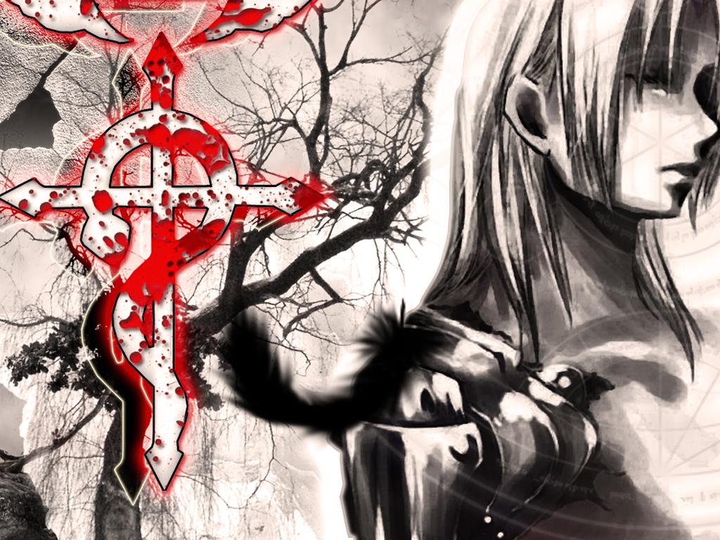 Anime Manga Juegos y mas FullMetal Alchemist [Wallpaper 1024x768