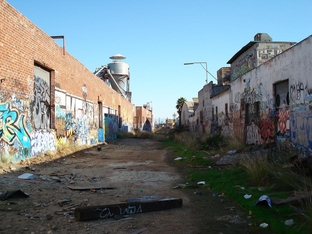 The Ghetto Background Ghetto stock 1024x768