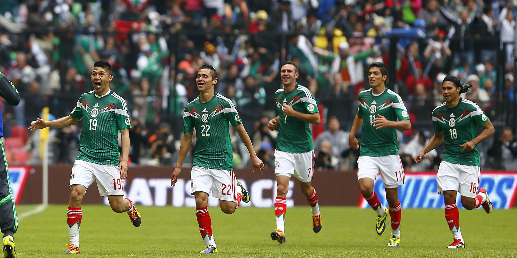 Download group a mexico 2014 world cup HD wallpaper 2000x1000