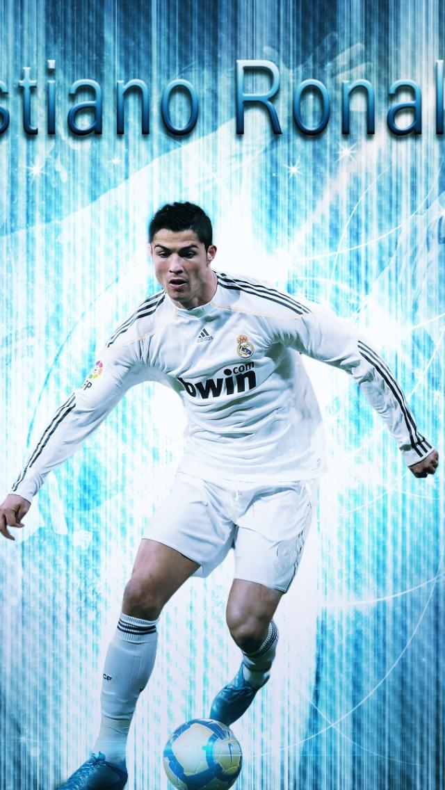 640x1136 Cristiano Ronaldo Iphone 5 wallpaper 640x1136