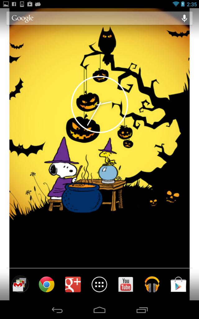 77 Snoopy Halloween Wallpaper On Wallpapersafari
