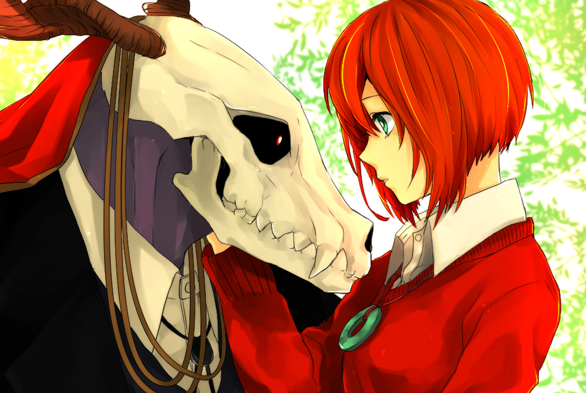 The Ancient Magus Bride Full HD Bakgrund and Bakgrund 1920x1289