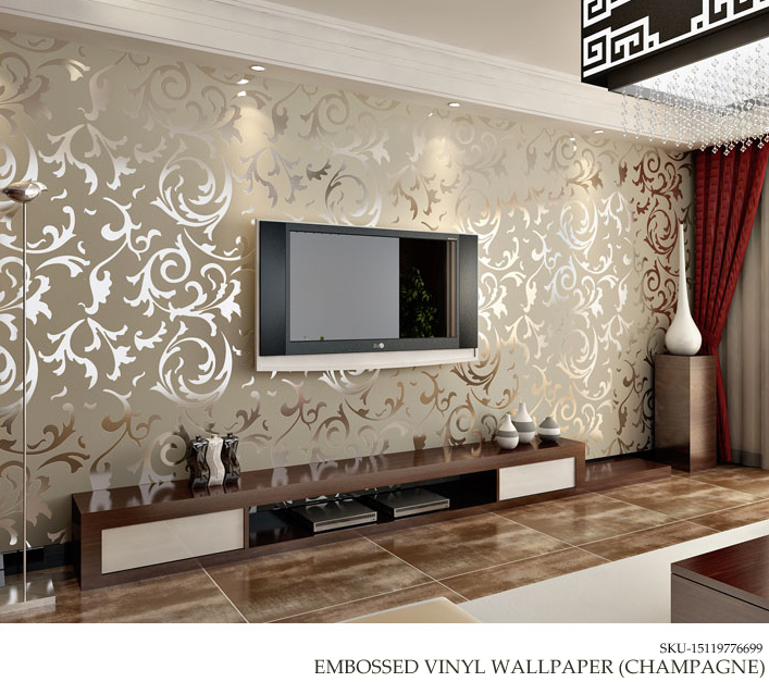 interior design wallpaper. wallpaper home design bedroom 26