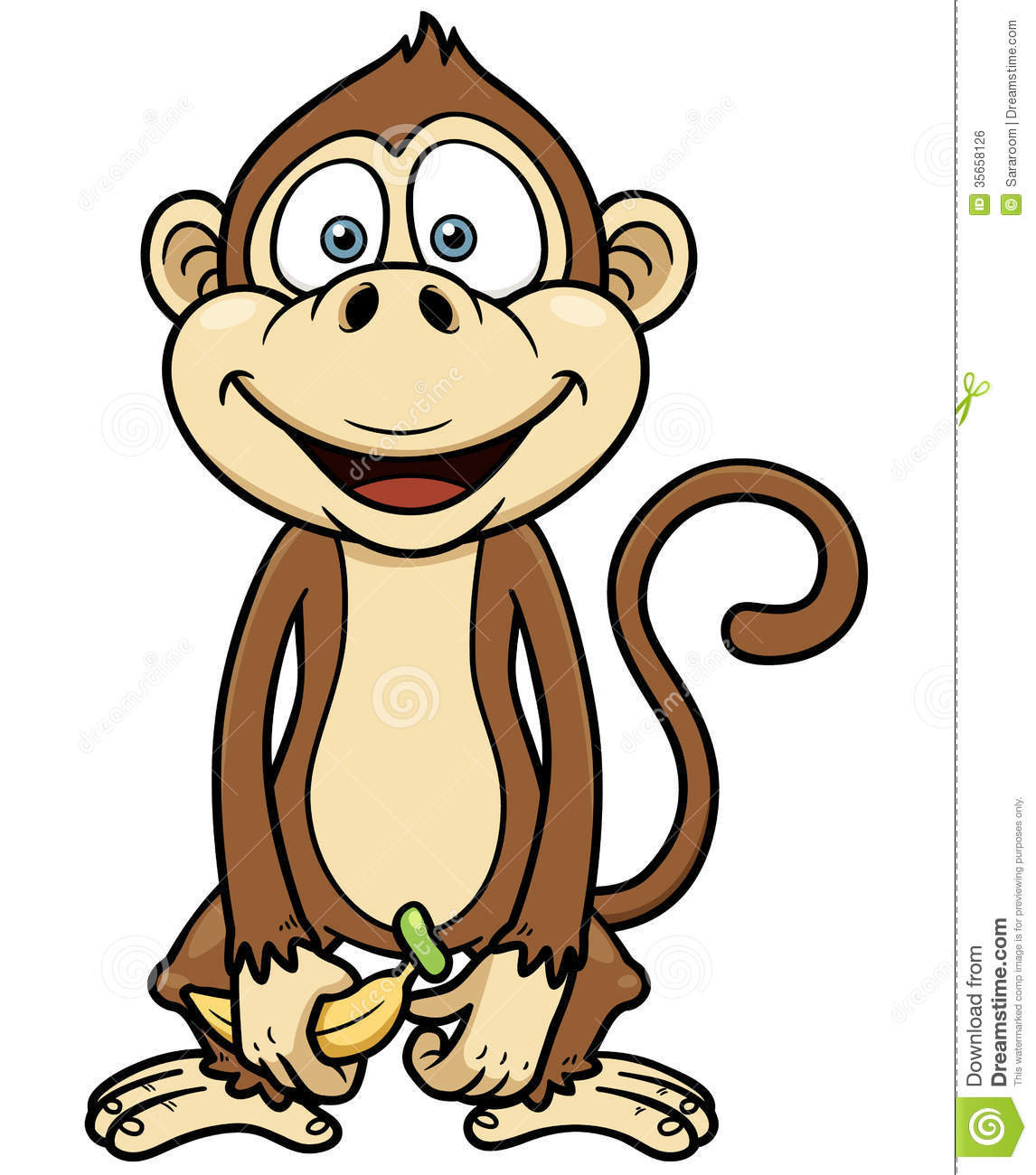 monkey cartoon wallpaper - photo #24
