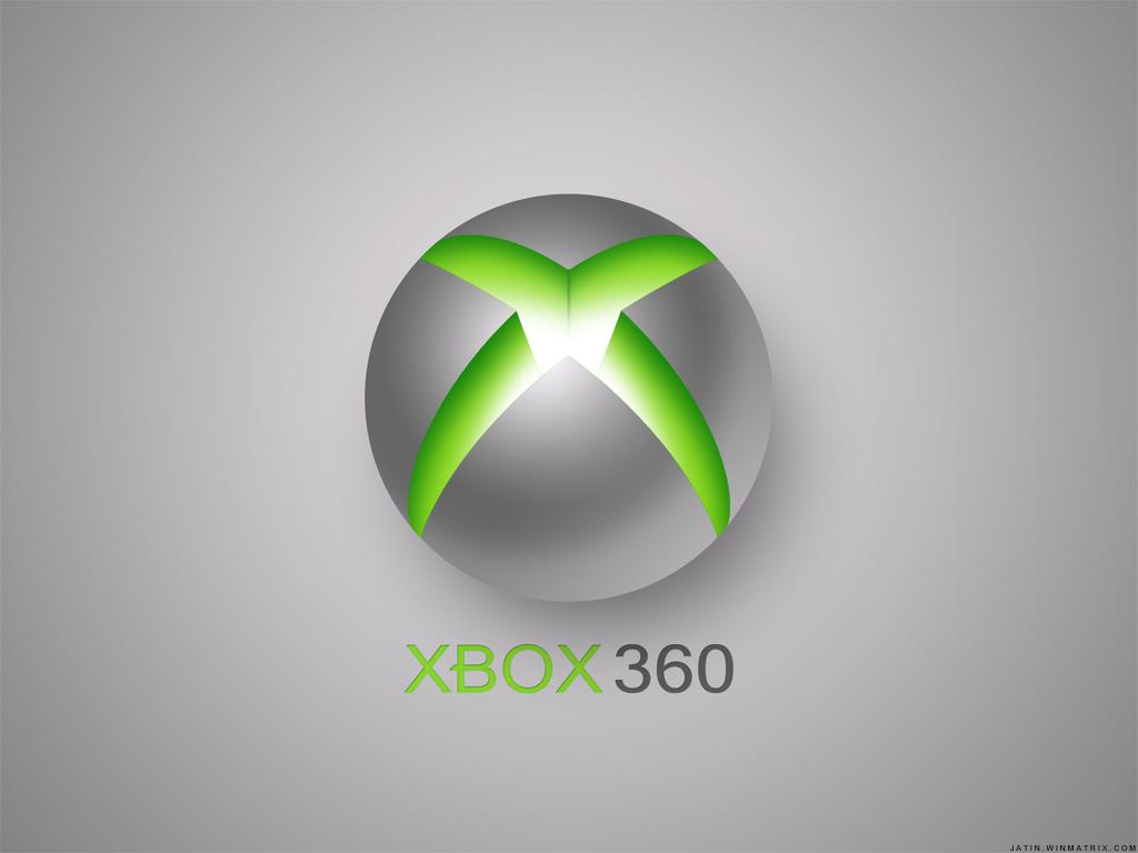 Xbox Logo Wallpaper Para Xbox 360 Informaremos 1024x768