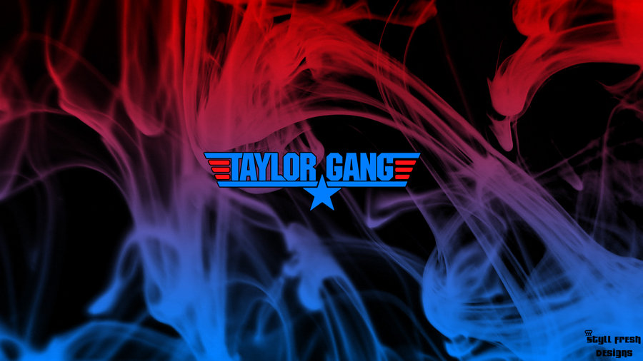 Taylor Gang Smoke Wallpaper by styllfresh 900x506