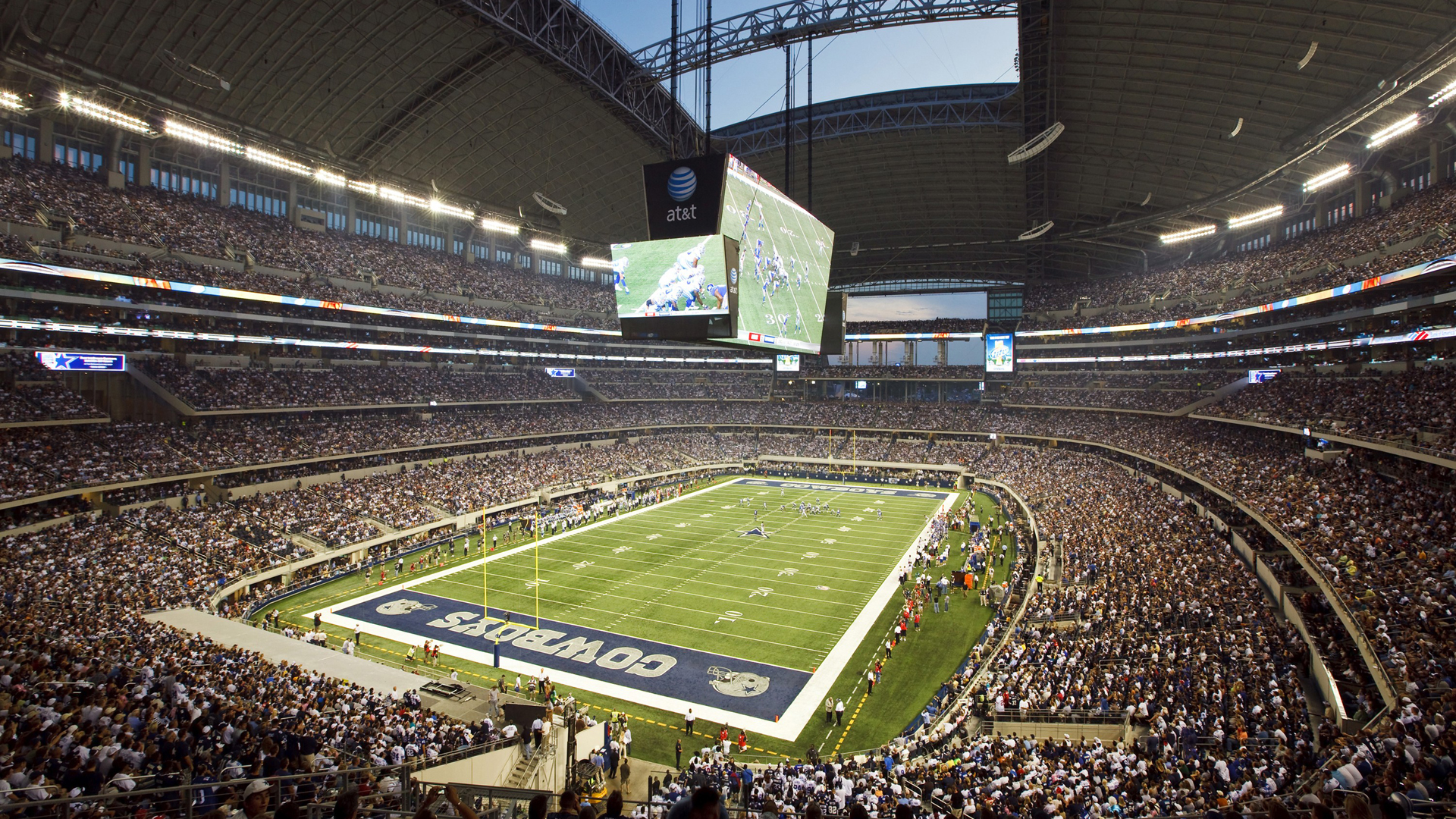 cowboys dallas wallpaper rated stadium during 1920x1080