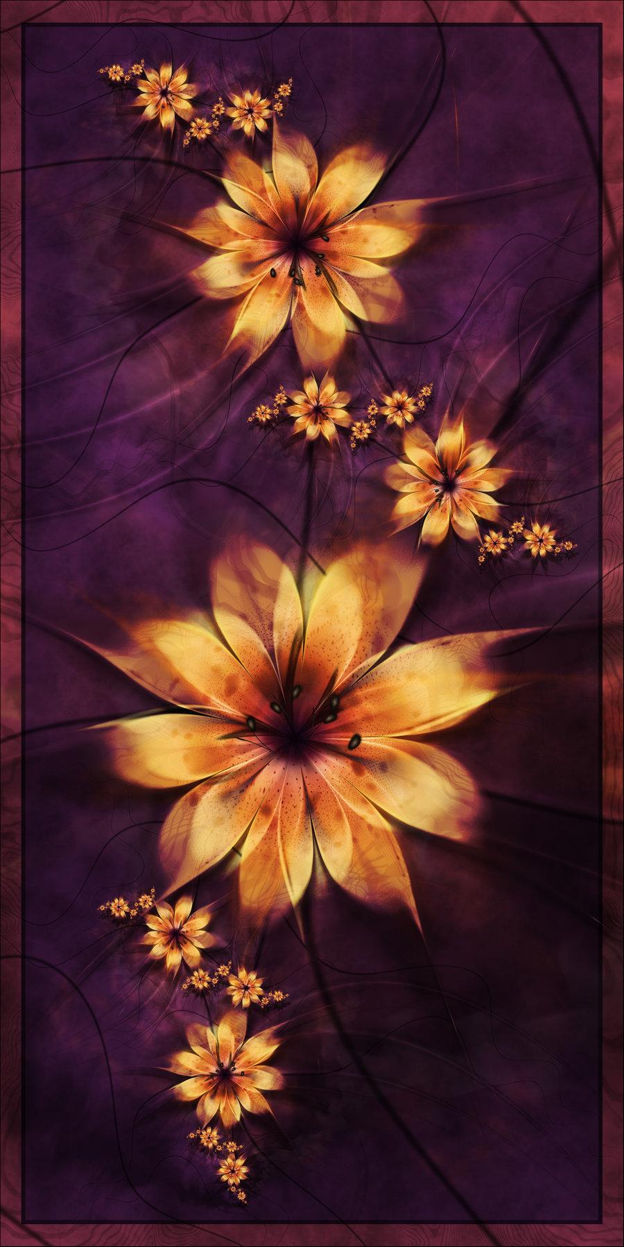 Tiger Lily by lindelokse 900x1798