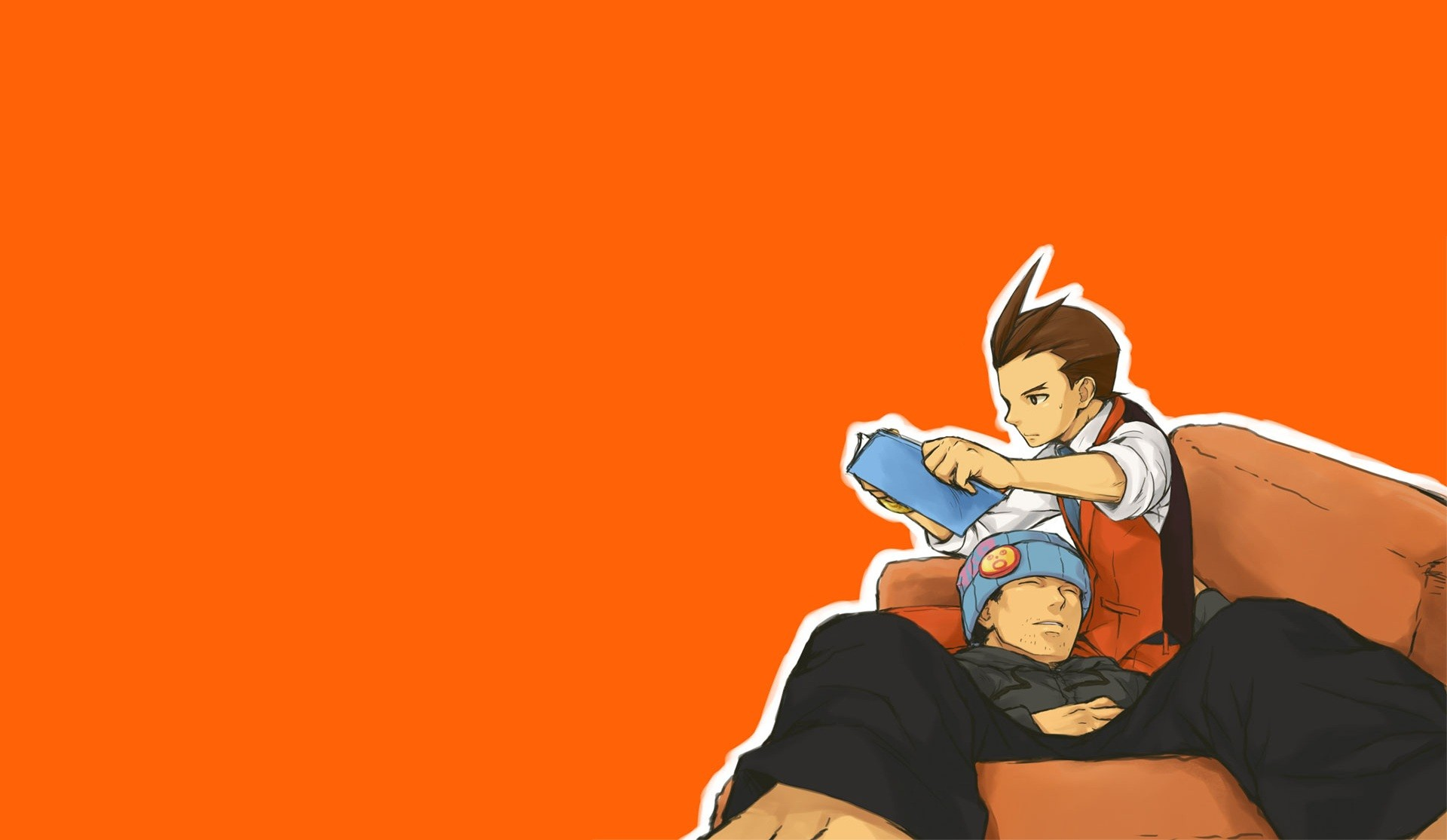 Video Game   Phoenix Wright Ace Attorney Wallpaper 1920x1115