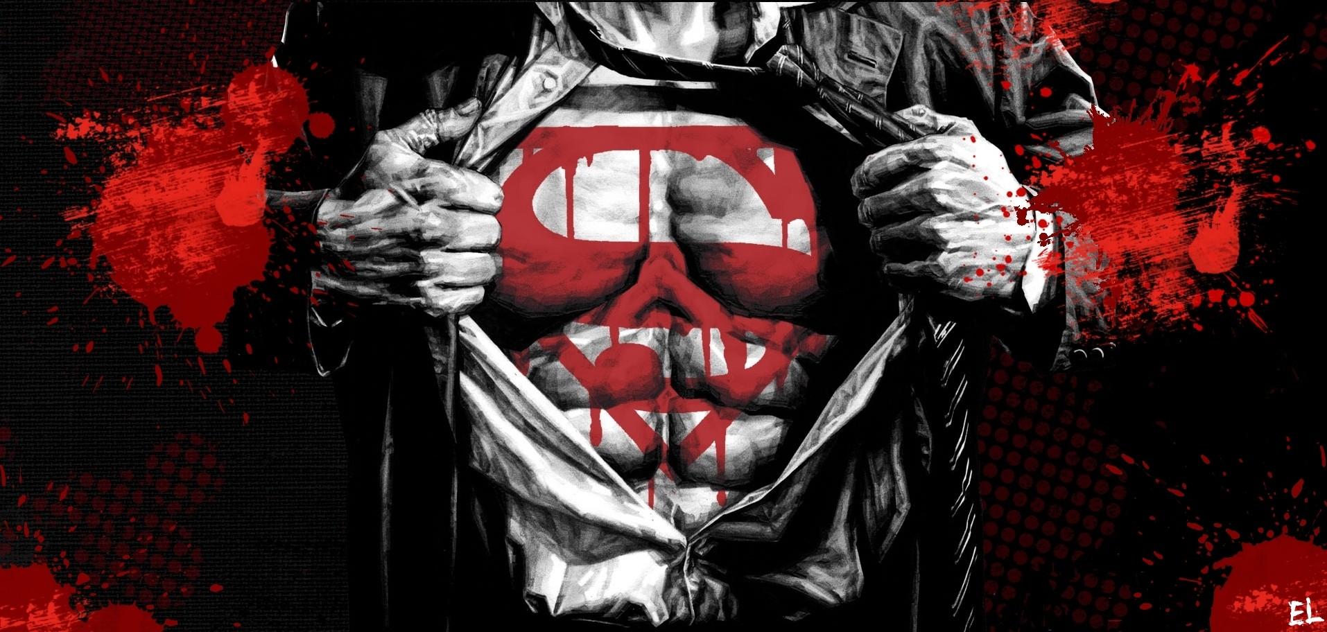 Wallpaper Abyss Explore the Collection Superman Comics Superman 187949 1914x912