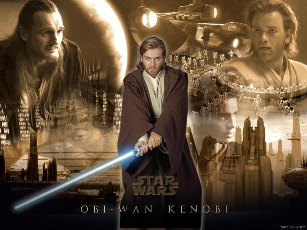 Obi Wan Kenobi   Obi Wan Kenobi Wallpaper 36346326 1024x768