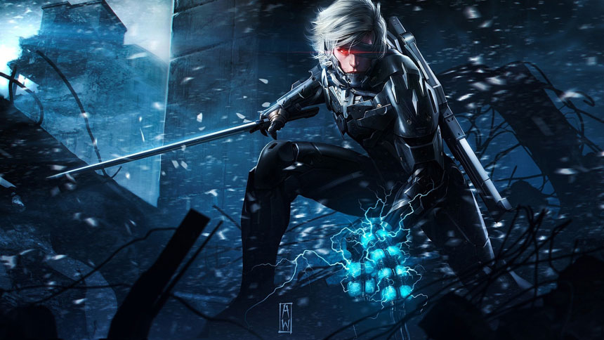 Metal Gear Rising Revengeance Wallpaper in 1366x768 860x484