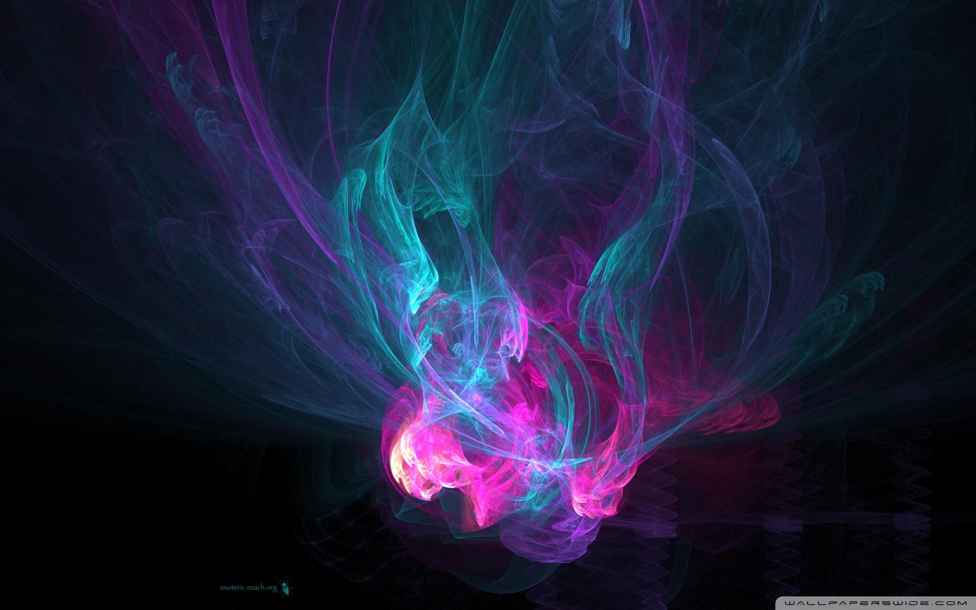 Fiery Descent 4K HD Desktop Wallpaper for 4K Ultra HD TV Wide 1920x1200