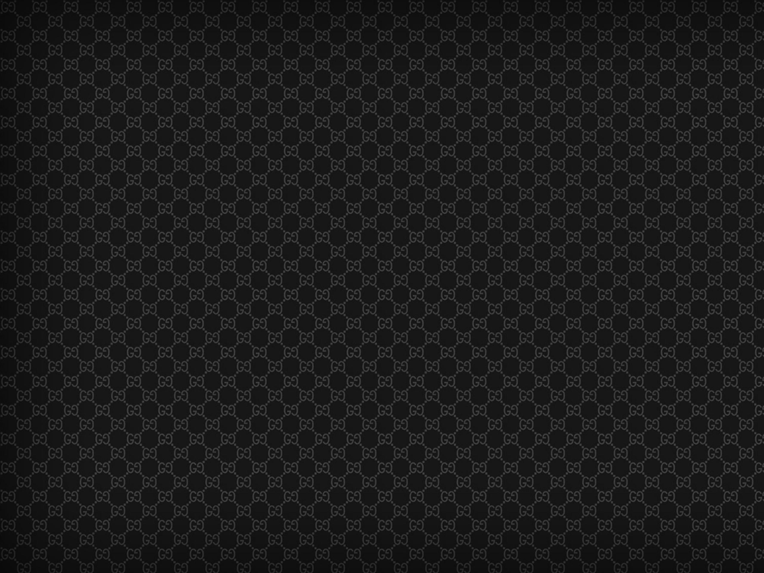 black patterns textures gucci designer label 1922x1080 wallpaper Art 2560x1920