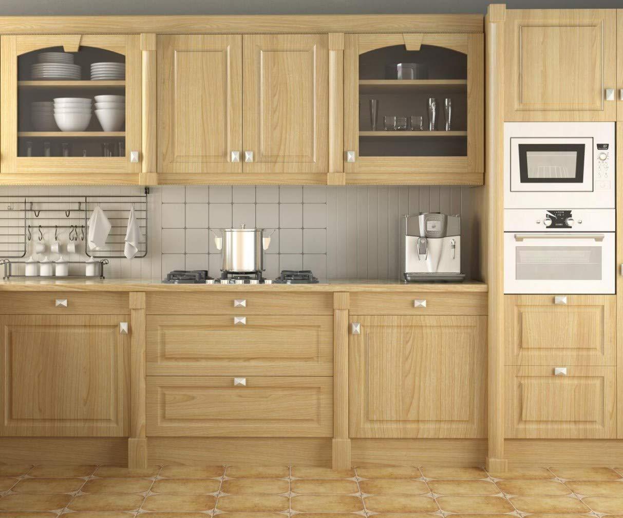 Amazoncom Wood Classic Kitchen Photo Backdrop Neutral Wooden 1213x1010