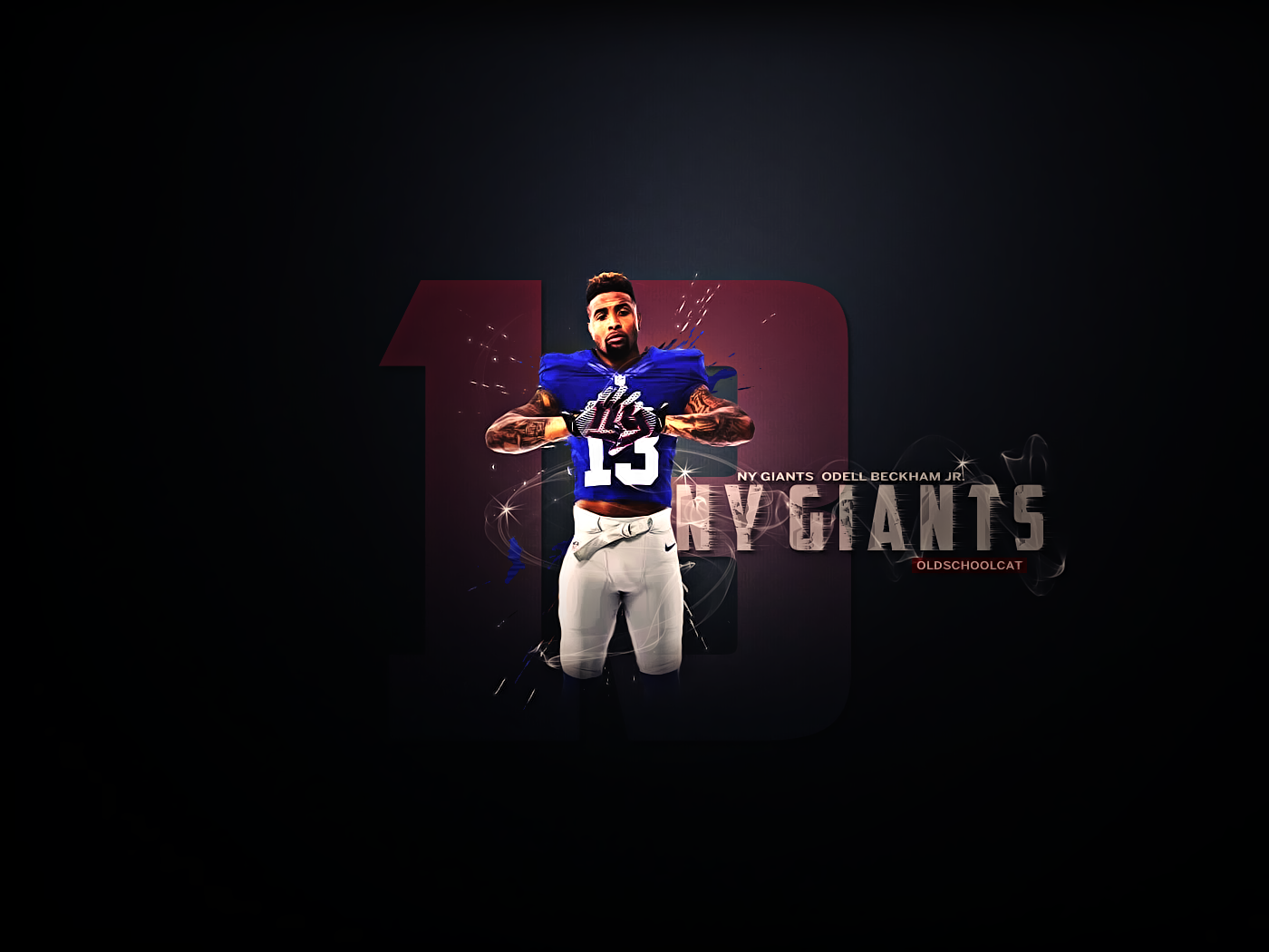 Thread NYG Odell Beckham Jr Wallpaper 1400x1050