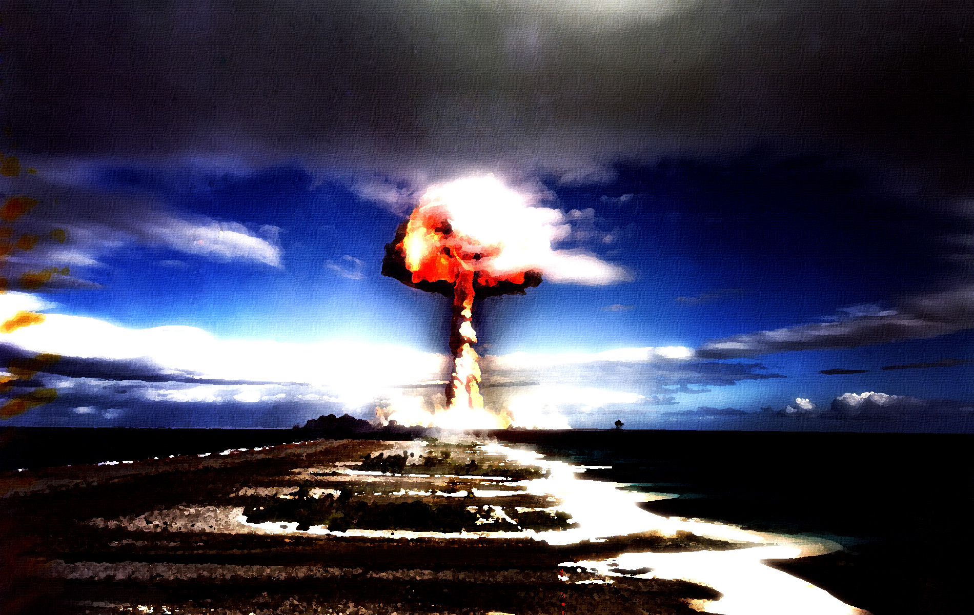 hd wallpapers atomic explosion - photo #14