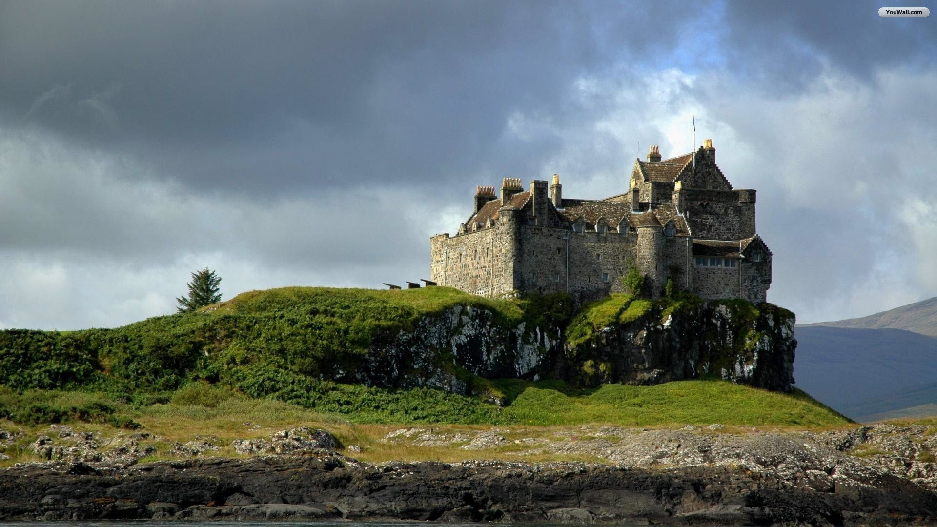 Scottish Castle Wallpapers   Top Scottish Castle Backgrounds 1920x1080