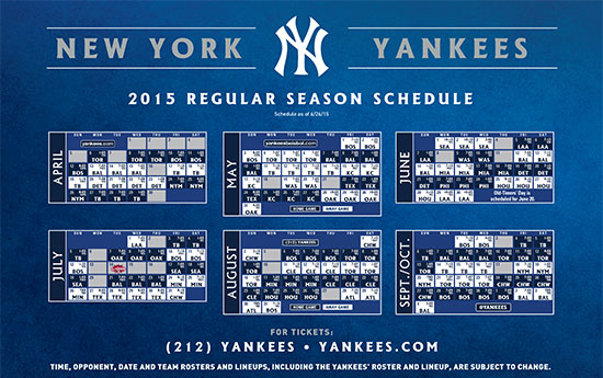 picture about Yankees Schedule Printable named 50+] Refreshing York Yankees Wallpaper 2016 upon WallpaperSafari