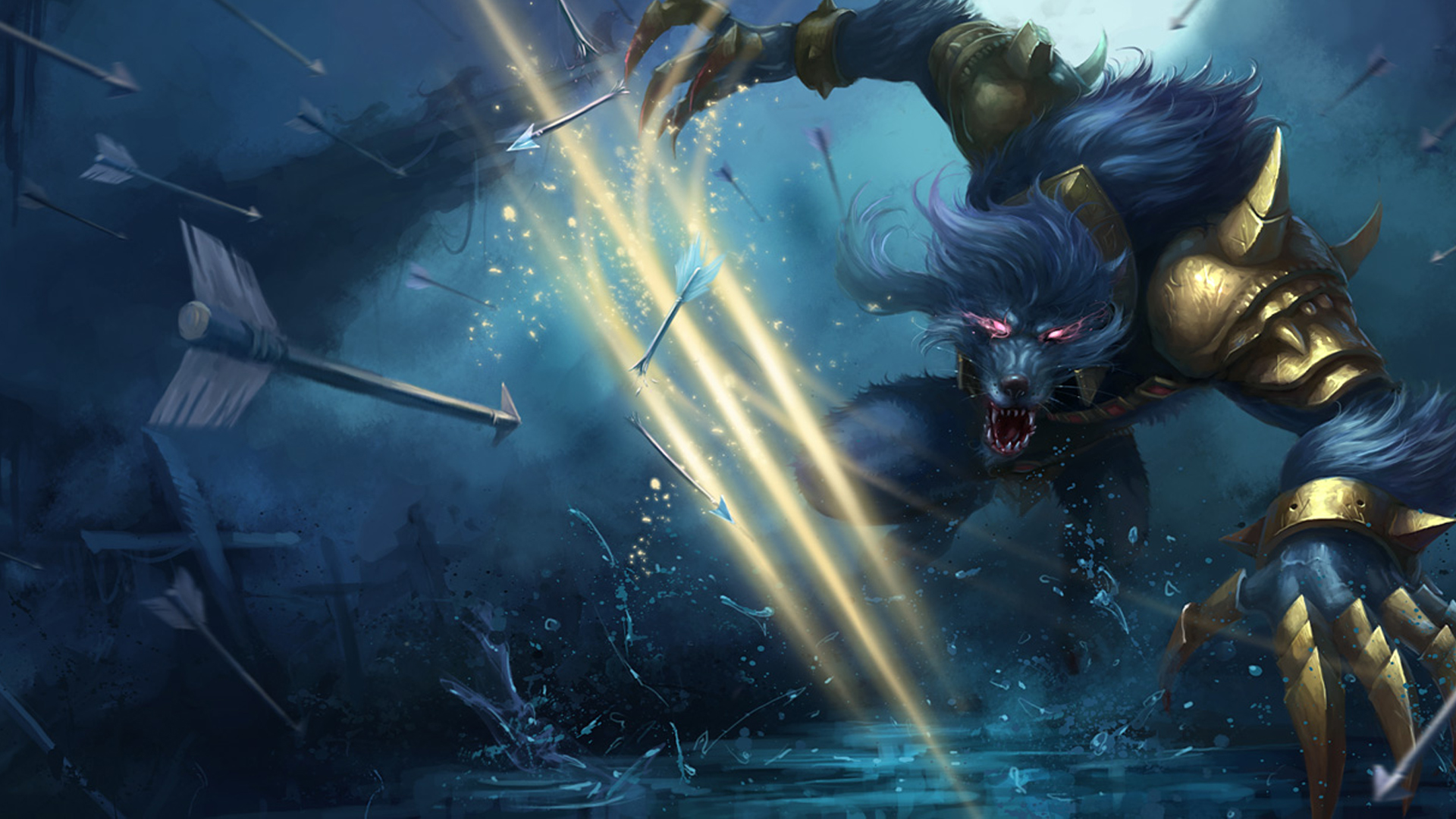 Free Download Hd Wallpaper 1080p League Of Legends Legends
