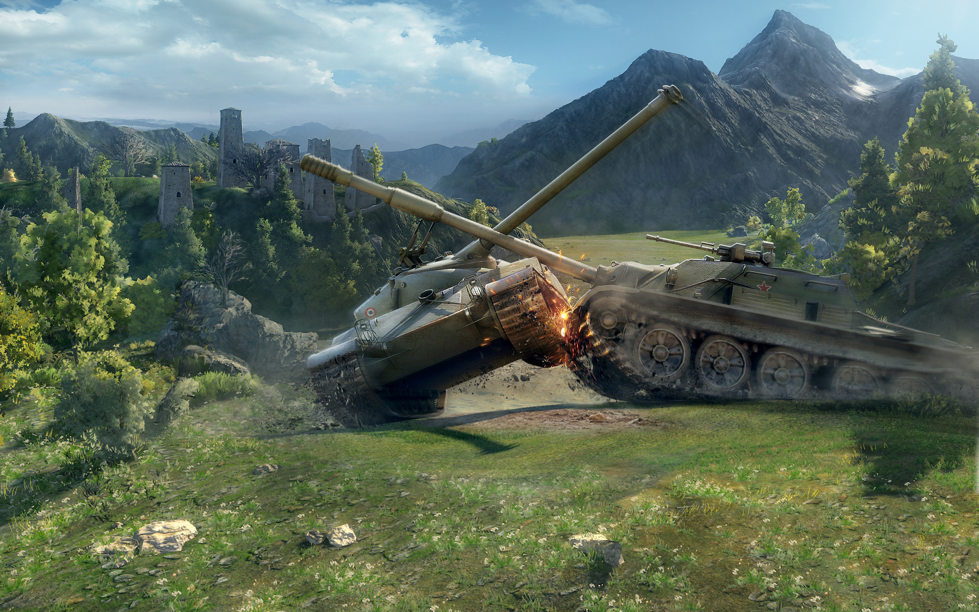Free Download E3 2013 World Of Tanks Exclusively On Xbox This