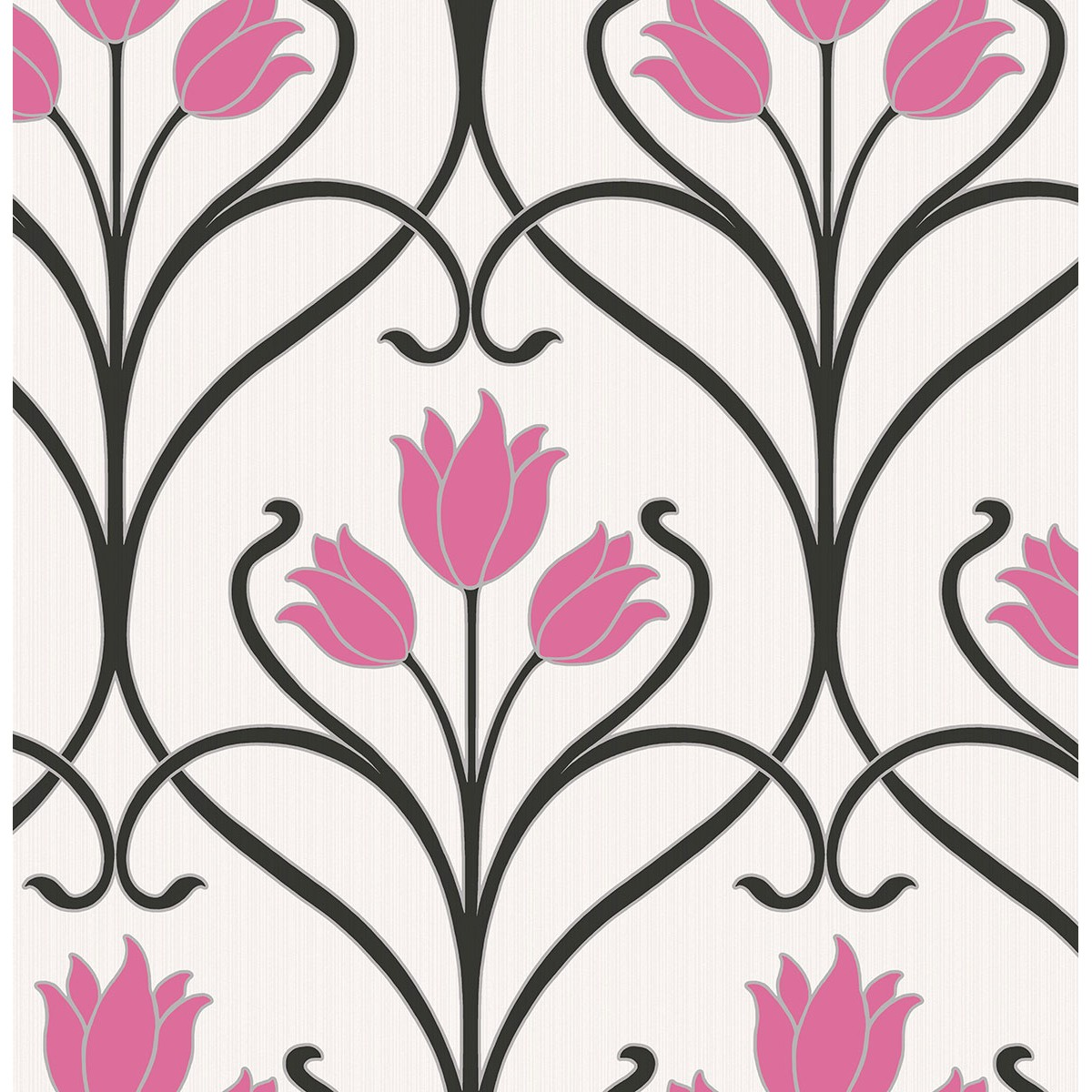 Shop By Brand Fine Decor Fine Decor Paris Pink Damask Wallpaper 1200x1200
