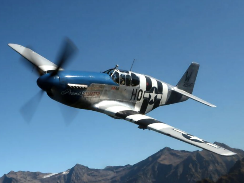 North American P 51 Mustang Wallpaper Wallpaper Collective 1024x768