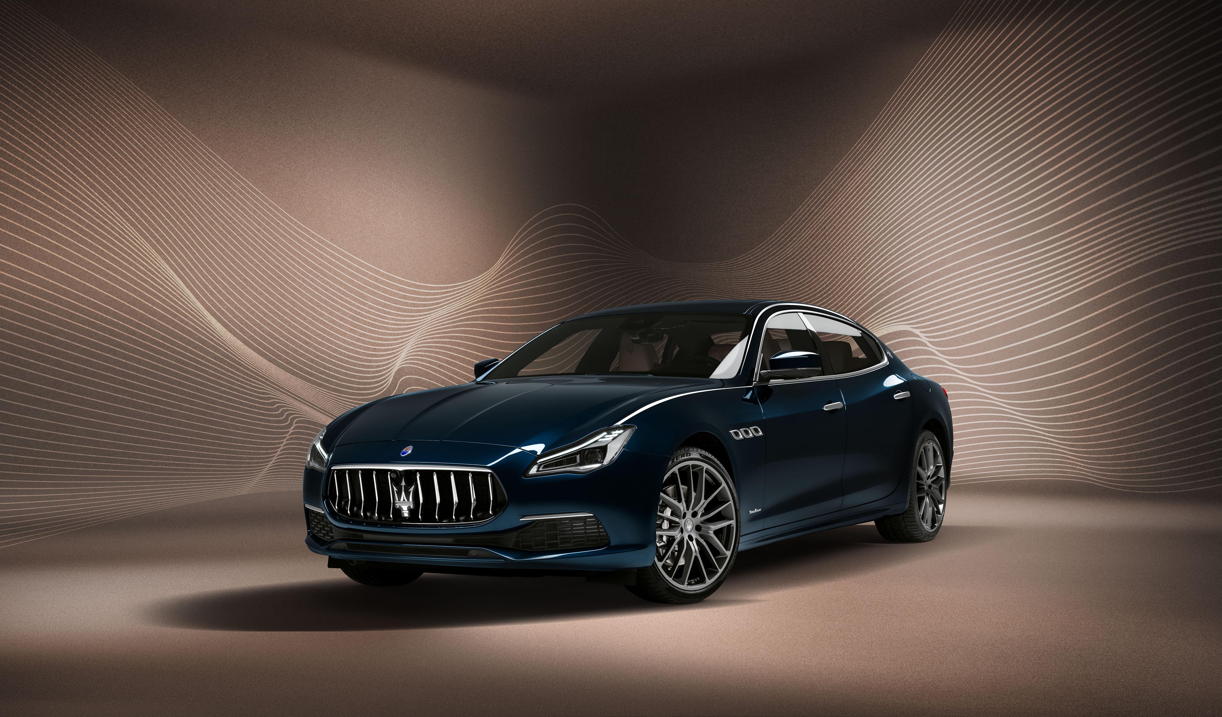 Maserati Quattroporte GranLusso Royale M156 2020 4731x2777