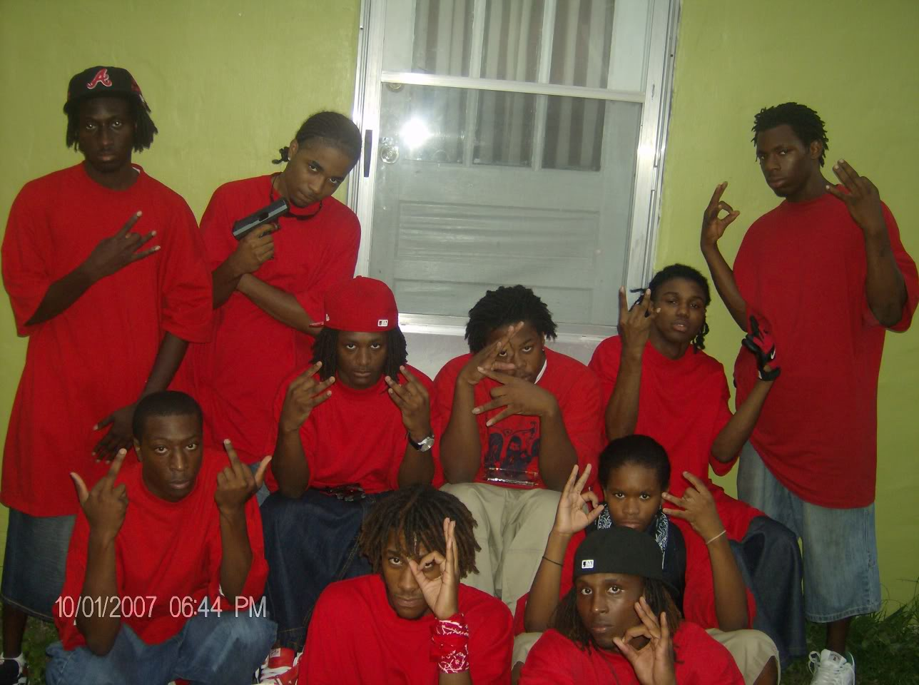 Da Blood Gang Image Da Blood Gang Picture Code 1288x960