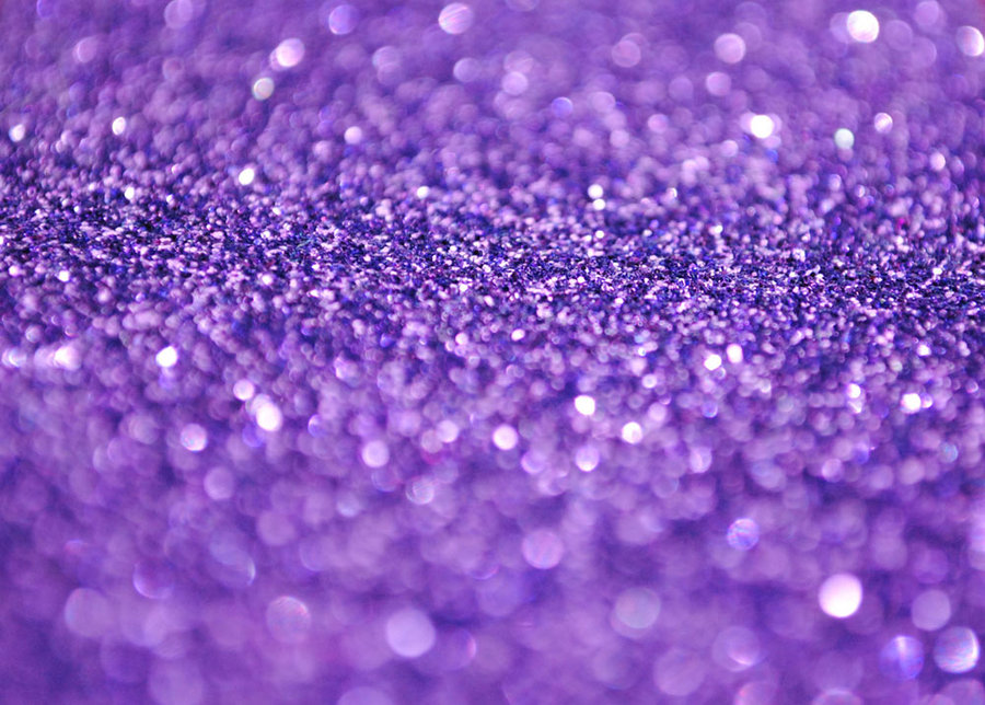 Purple glitter wallpaper wallpapersafari for Purple wallpaper for walls