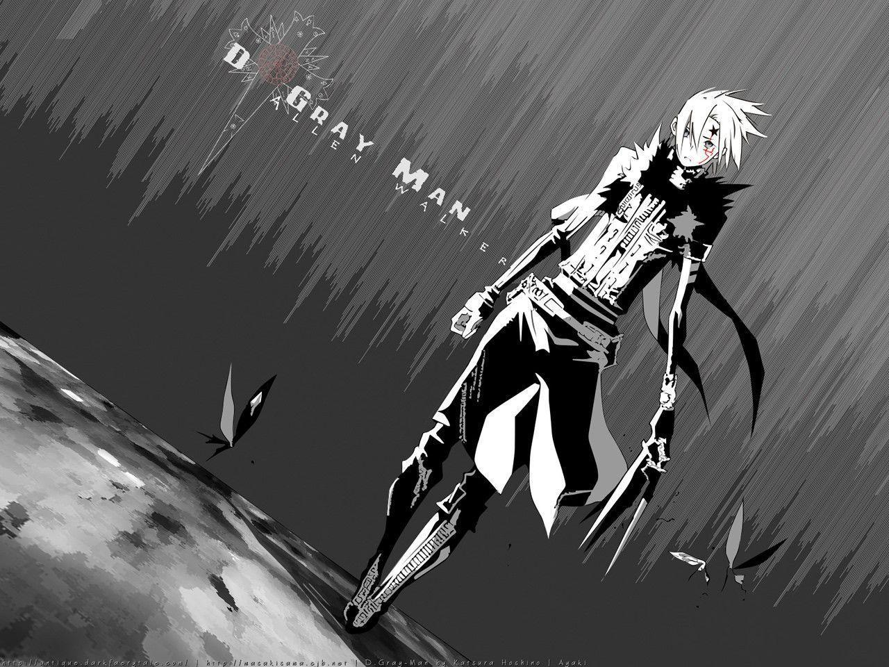 D Gray Man Backgrounds 1280x960