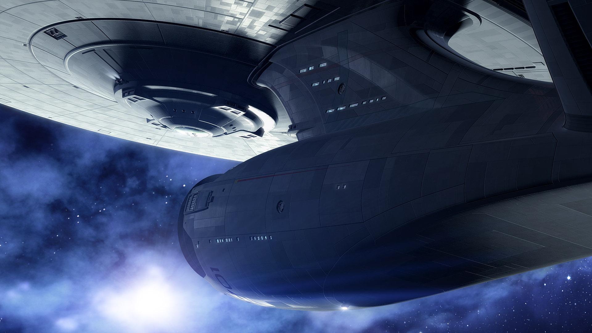 USS Enterprise   Star Trek wallpaper 5827 1920x1080