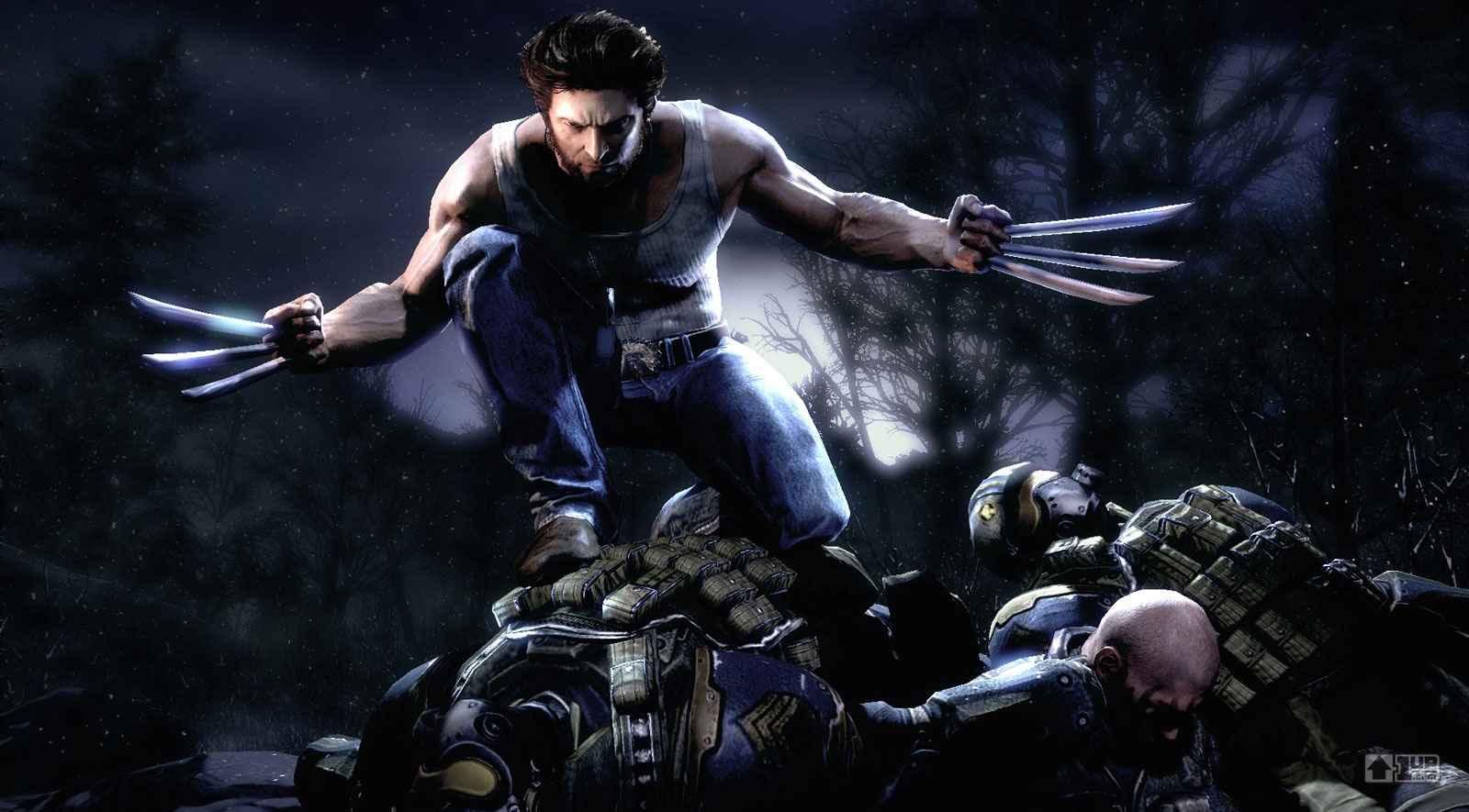 X Men Origins Wolverine Game Wallpapers 1600x885