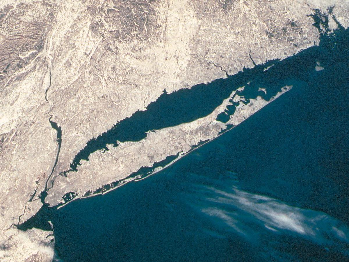 Long Island From Space 1200x900