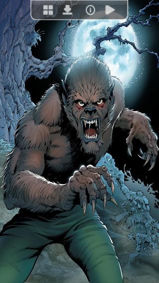 Halloween Classics Werewolf Mummy Zombie Vampire and More 320x568