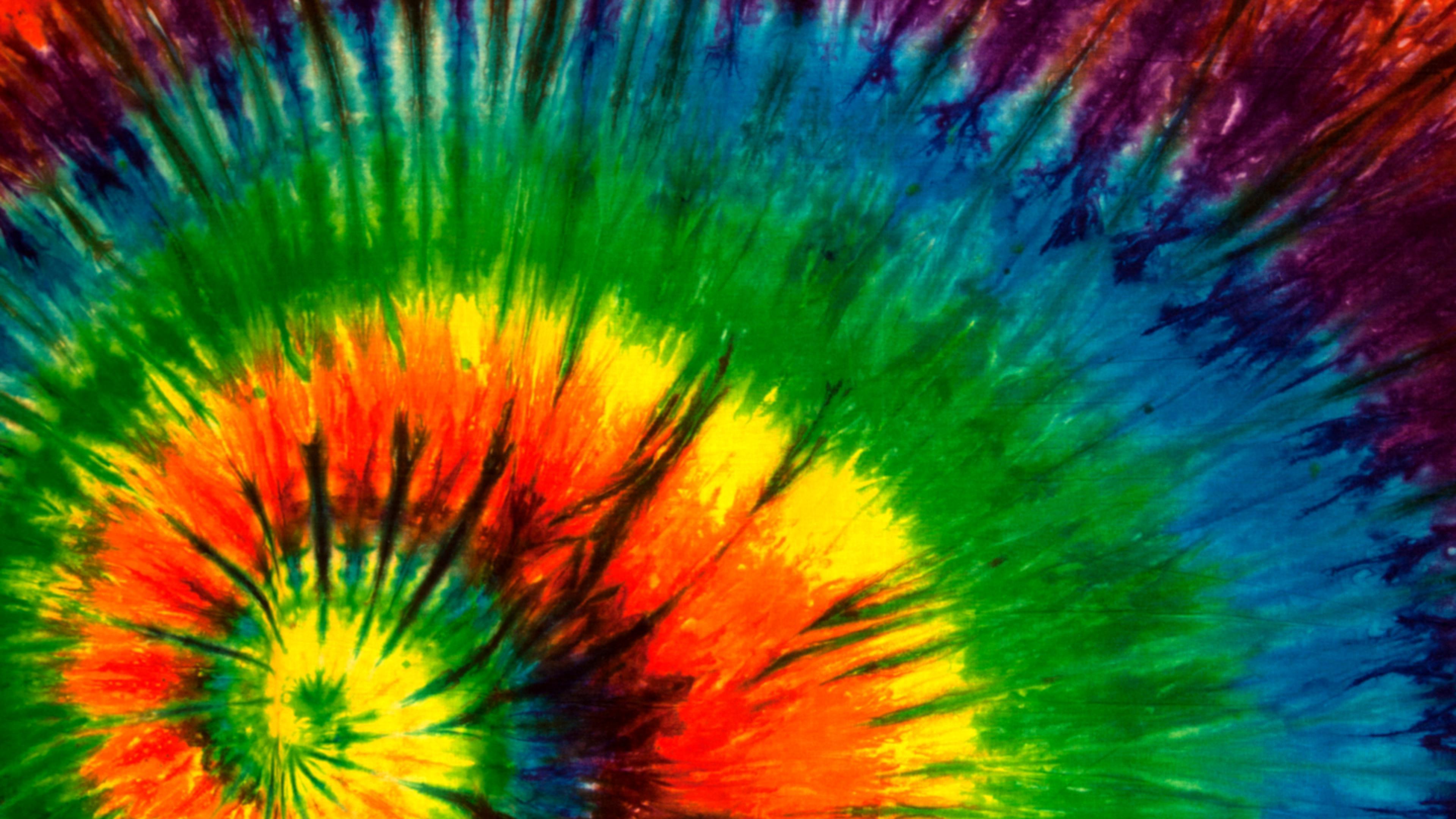 Tie Dye Wallpapers   Top Tie Dye Backgrounds   WallpaperAccess 3840x2160