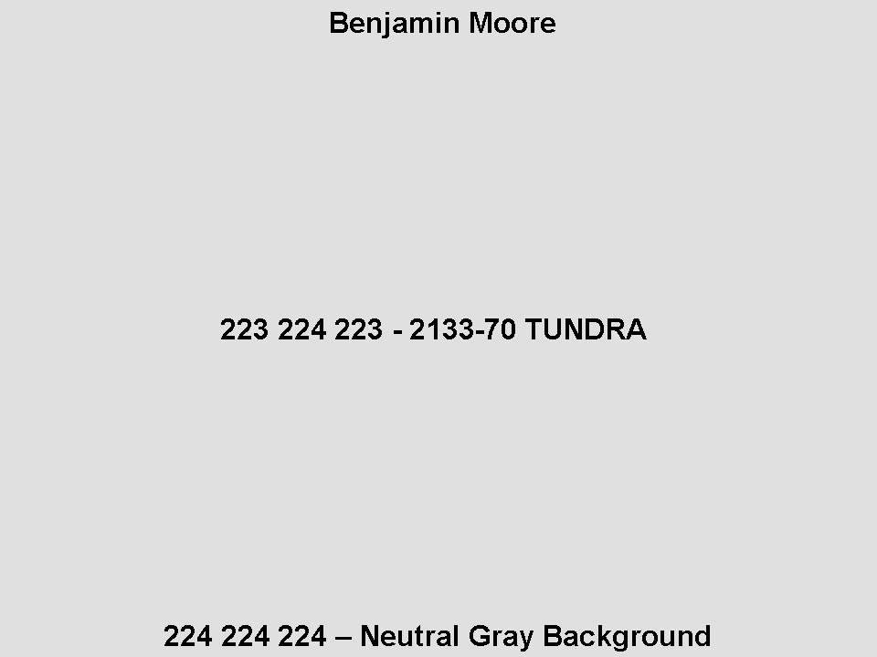 Benjamin Moore Tint Visualization Images 960x720