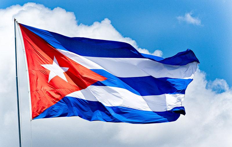Cuban Flag photo   Light Works photos at pbasecom 800x508