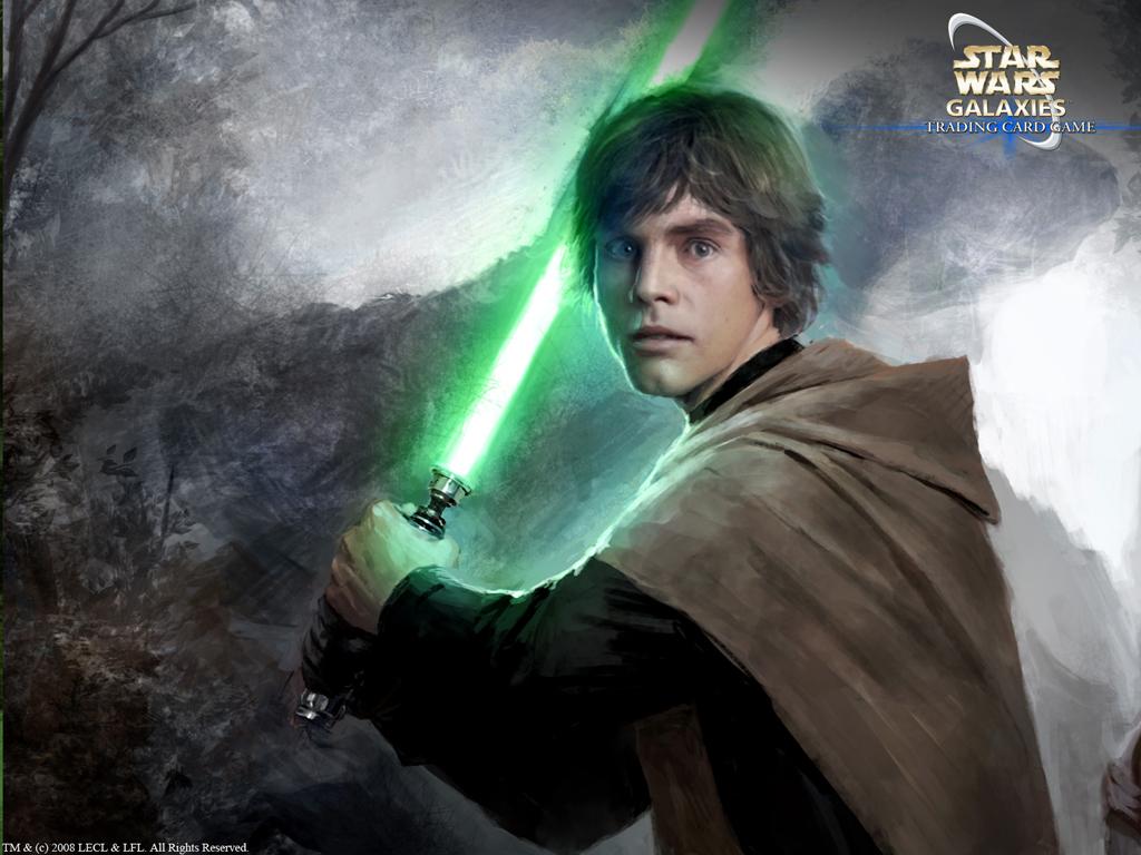 Luke Skywalker 1024x768