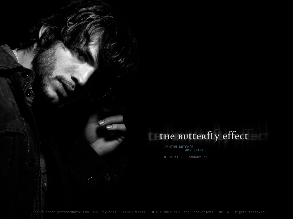 The Butterfly Effect   The Butterfly Effect Wallpaper 18262548 1024x768