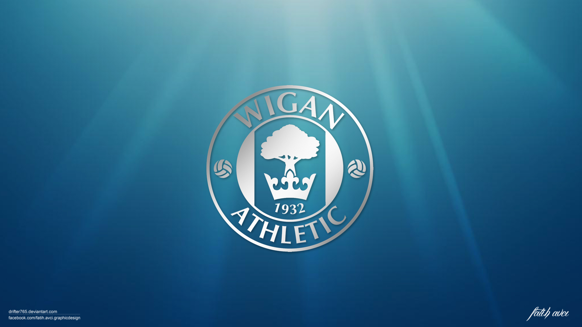 Wigan Athletic background Wigan Athletic wallpapers 1920x1080