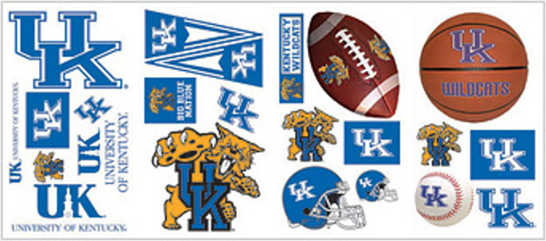 University Of Kentucky Wallpaper Border 600x265