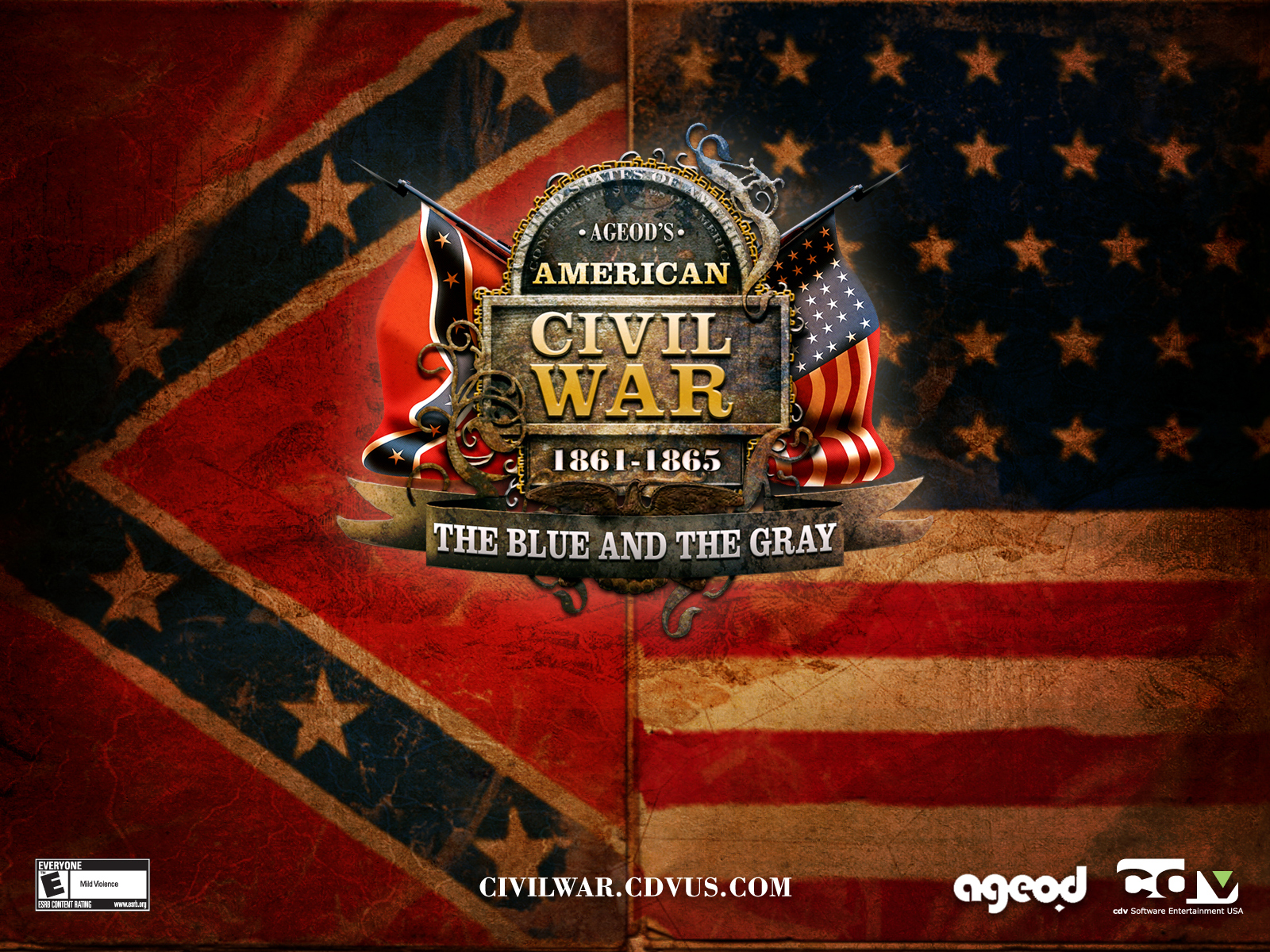 Latest Screens American Civil War The Blue and the Gray Wallpapers 1600x1200